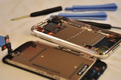 Fixing an iPhone 3GS